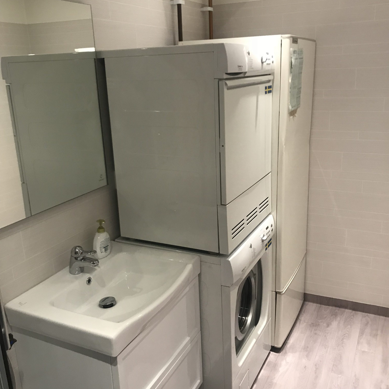 Renovering tvättstuga 19