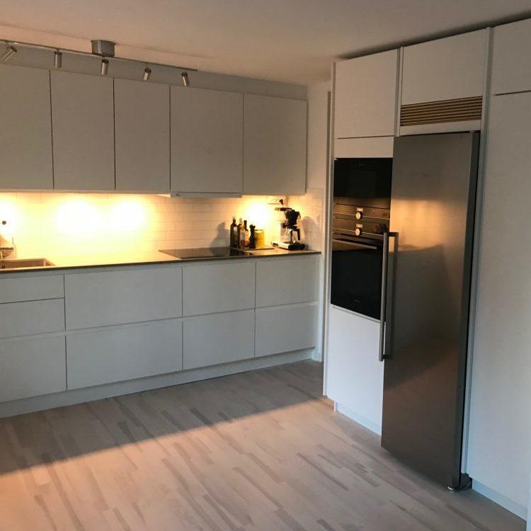 Total lägenhetsrenovering Kungsholmen